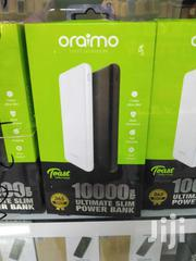 Oraimo Power Bank 10000mah Black | Accessories for Mobile Phones & Tablets for sale in Nairobi, Nairobi Central