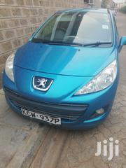 Peugeot 207 2012 CC 1.6 THP Blue | Cars for sale in Nairobi, Nairobi Central