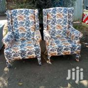 Wingback Chairs Made On Order | Furniture for sale in Nairobi, Ngara