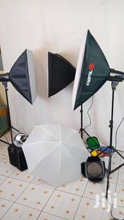 Complete Photography Studio Strobe Light Kit | Accessories & Supplies for Electronics for sale in Nairobi, Karen