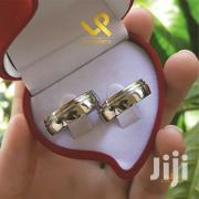 Custom Made Silver N Gold Couples Matching Wedding Bands Ring | Jewelry for sale in Nairobi, Nairobi Central