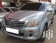 Toyota Hilux 2010 2.5 D-4D 4X4 SRX Gray | Cars for sale in Nairobi, Nairobi Central