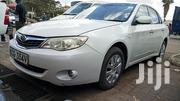 Subaru Impreza 2008 White | Cars for sale in Nairobi, Ngara