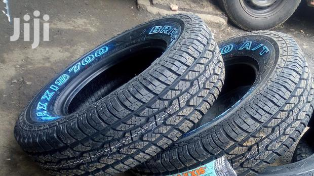 225/65R17 A/T Maxxis Tyres