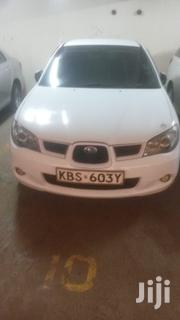 Subaru Impreza 2006 White | Cars for sale in Nairobi, Roysambu