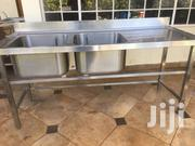 Double Bowl Inset Sink | Restaurant & Catering Equipment for sale in Nairobi, Karen