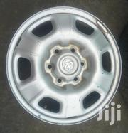17 Inches Original Steel Rims For Prado 120 And 150 | Vehicle Parts & Accessories for sale in Nairobi, Nairobi Central