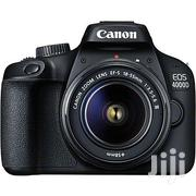 Canon EOS 4000D + EFS 18-55mm | Cameras, Video Cameras & Accessories for sale in Nairobi, Karen