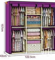 Durable Wooden Frame Portable Wardrobes Available | Furniture for sale in Nairobi, Karen