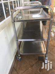 3 Tier Stainless Steel Service Trolley Catering Trolley Cart | Medical Equipment for sale in Nairobi, Karen