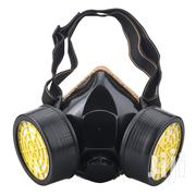 Double Respirator Gas Dust Mask And Silicone Goggles | Other Repair & Constraction Items for sale in Nairobi, Nairobi Central