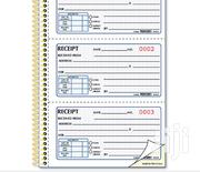 Receipt Book | Other Services for sale in Nairobi, Nairobi Central