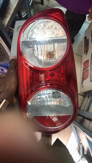 Toyota Passo Rear Lights Ex Japan | Vehicle Parts & Accessories for sale in Nairobi, Nairobi Central