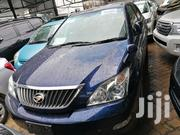 New Toyota Harrier 2012 Blue | Cars for sale in Mombasa, Likoni