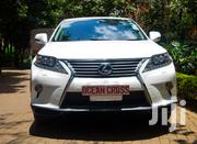 Lexus RX 2012 White | Cars for sale in Nairobi, Kilimani