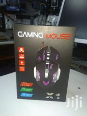 Pc Gaming Mouse X1 | Computer Accessories  for sale in Nairobi, Nairobi Central