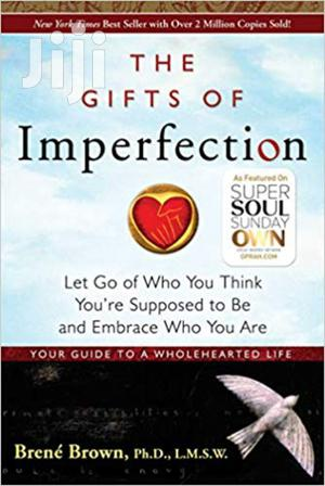 The Gift Of Imperfections-brene Brown