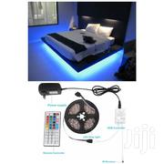 Decorating 5metre Set LED Strip With Remote And Power Adapter   Vehicle Parts & Accessories for sale in Nairobi, Nairobi Central