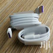 Huawei USB C Super Charger Rapid Charging Type C Cable | Accessories for Mobile Phones & Tablets for sale in Nairobi, Nairobi Central