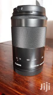 Canon Lens Ef-M 55-200mm | Cameras, Video Cameras & Accessories for sale in Kajiado, Ongata Rongai