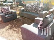 Simple Modern Quality Ready Made 5 Seater Sofa | Furniture for sale in Nairobi, Ngara