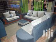 L Sofa And Two Seater   Furniture for sale in Nairobi, Ngando