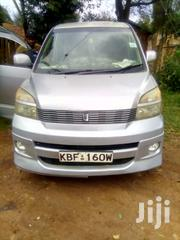 Toyota Voxy 2004 Gray | Cars for sale in Uasin Gishu, Huruma (Turbo)