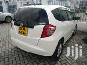 Honda Fit 2010 White | Cars for sale in Mombasa, Ziwa La Ng'Ombe