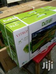 24inch Vitron Digital TV With An Inbuilt Decoder Free To Air | TV & DVD Equipment for sale in Mombasa, Majengo