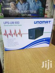 Ups Unomat 650va Available @ Mellowdee Technologies | Computer Hardware for sale in Nairobi, Nairobi Central
