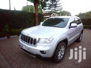 Jeep Grand Cherokee 2011 Overland 4x4 Silver | Cars for sale in Nairobi, Mountain View