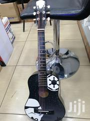 Guitar Black White | Musical Instruments for sale in Nairobi, Kilimani
