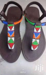 Ladies Leather Sandals | Shoes for sale in Nairobi, Kasarani