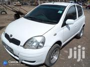 Toyota Vitz 2001 White | Cars for sale in Nairobi, Embakasi