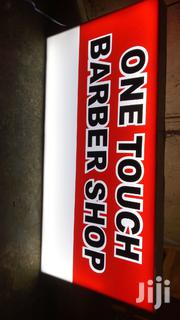 Light Box Signs | Manufacturing Services for sale in Nairobi, Nairobi Central