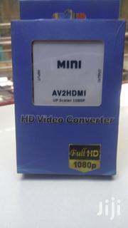 RCA to HDMI Video Conversion Adapter | Computer Accessories  for sale in Nairobi, Nairobi Central