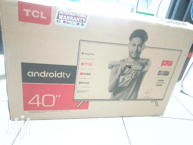 "TCL 40"" Smart Android TV Full HD"