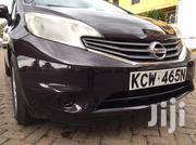 Nissan Note 2013 Brown | Cars for sale in Nairobi, Embakasi