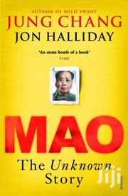 Mao : The Unknown Story- Jung Chang Jon Halliday | Books & Games for sale in Nairobi, Nairobi Central