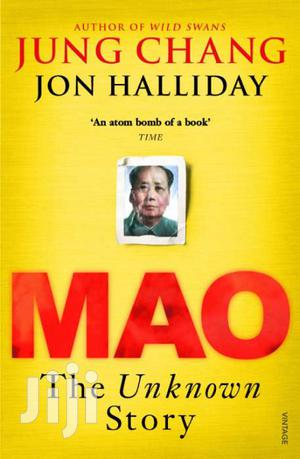 Mao : The Unknown Story- Jung Chang Jon Halliday