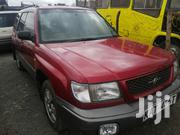 Subaru Forester 2000 2.0 S Red | Cars for sale in Nairobi, Nairobi Central
