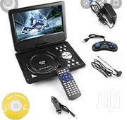 Portable Evd Usb Dvd Player 9.8inchs | TV & DVD Equipment for sale in Nairobi, Nairobi Central