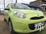 Nissan March 2012 Green | Cars for sale in Kajiado, Ongata Rongai