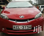 Toyota Wish 2010 Red   Cars for sale in Nairobi, Nairobi Central