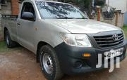 Toyota Hilux 2014 Silver   Cars for sale in Nairobi, Nairobi Central