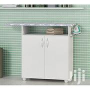 Remarkable Creative Multi-Purpose Ironing Cabinet 2 PT White New | Home Appliances for sale in Nairobi, Nairobi Central