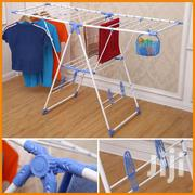 Outdoor Usage Foldable Clothes Drying Rack Garment Cloths Hanger | Home Accessories for sale in Kisumu, Central Kisumu