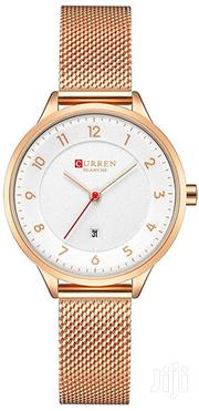 Curren 9035 Rose Gold White | Watches for sale in Nairobi, Nairobi Central