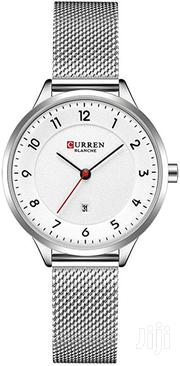 Curren 9035 Silver White | Watches for sale in Nairobi, Nairobi Central