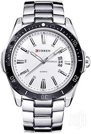 Curren Watch 8110 Silver White | Watches for sale in Nairobi, Nairobi Central
